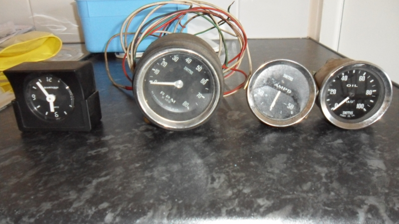 Dating smiths car clocks